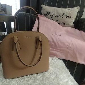 Kate Spade medium dome satchel